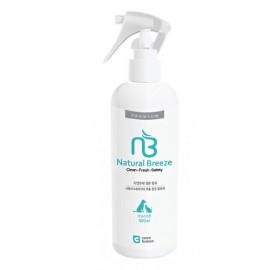 {5-1} 네추럴 브리즈 자연유래 추출 천연항균 탈취제 500ml - 바닐라코튼